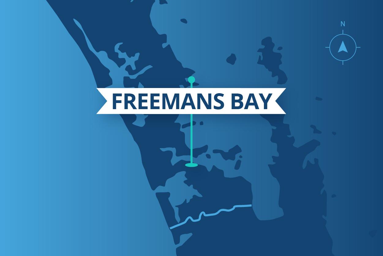 Freemans Bay